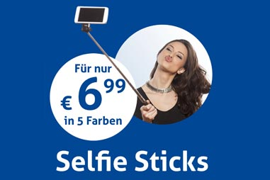 Wicky Selfie Sticks