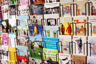 Poster und Karten